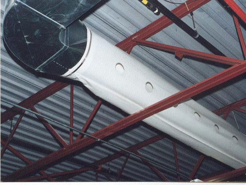 Fabric Air Duct 5