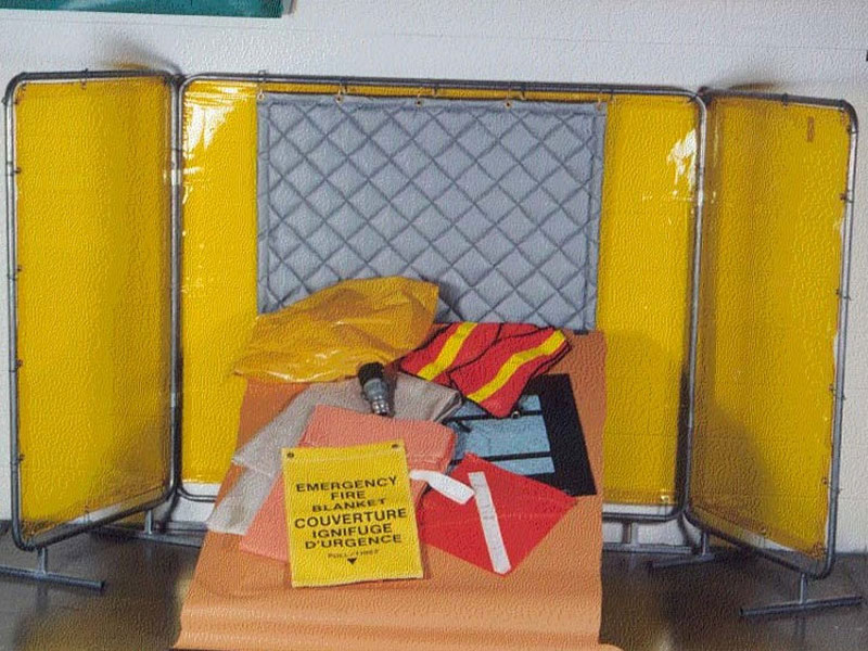 Portable Welding Screen