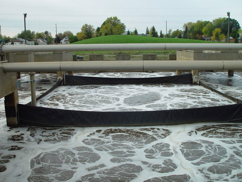 Ward Water Treatment Baffles