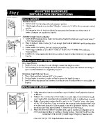 ClearFlex Installation Instructions