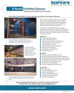 Brochure - R Rated Wall Specifications and Sell Sheets