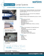 Brochure - Retractable Curtain Systems