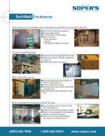Brochure - Softwall Enclosures Partitions - Linecard USA