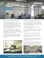 Brochure - Softwall Environmental Cleanrooms