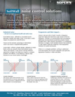 Brochure - Softwall Noise Control Solutions
