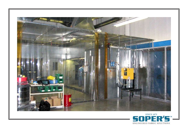 cleanroom in factory
